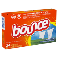 Bounce Fabric Softener Outdoor Fresh