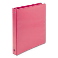 "Binder 1"" O Ring Berry"
