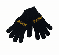 Gloves Dixie Solid Blk