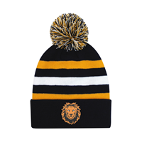 Youth Cap With Pom