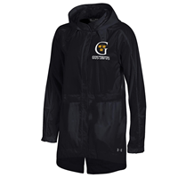 Women's Jacket Hood Under Armous Lightweight Gustavus