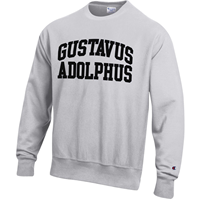 Crew Classic Heavy Weight Champion Sweatshirt Grey
