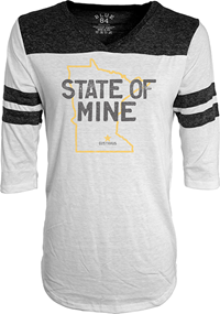 Women's State Of Mine Tee