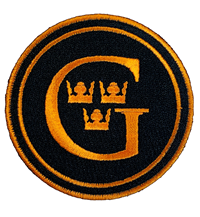 Gustavus Woven Patch