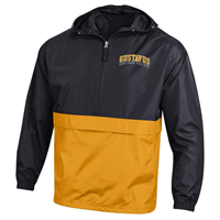 Windbreaker/Jacket Champion Black/Gold