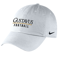 Cap Nike Gustavus Football White