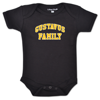 Infant Onesie Gustavus Family