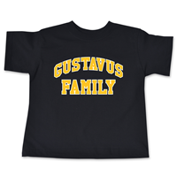 Toddler & Youth T-Shirt Gustavus Family