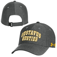 Cap Under Armour Gustavus Gusties Dark Heather Gray
