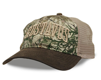 Cap Game Camo Trucker Brown