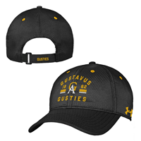 Cap Under Armour GA Gustavus 1862 Black