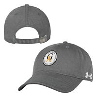 Cap Under Armour Gustavus Patch Graphite