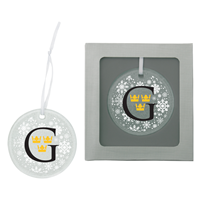 Glass Gustavus Ornament