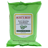 Facial Cleansing Towelettes Cucumber Sage