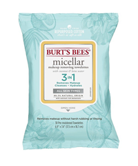 Facial Cleansing Towelettes Micellar Water