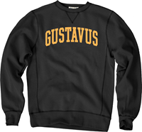 Crew Blue 84 Twill Applique Gustavus
