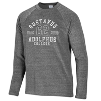 Crew Gear For Sport Gustavus Adolphus College Charcoal