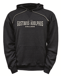 Hood Artisans Gustavus Adolphus College French Terry