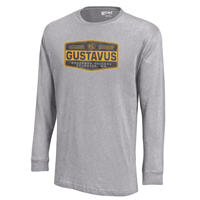 Long Sleeve Gear For Sports Gustavus Adolphus College Gray