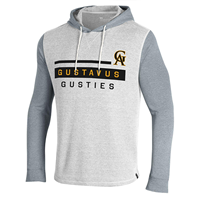 Hooded Long Sleeve Under Armour Gustavus Two Tone  Waffle Hood