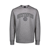 Long Sleeve MV Sport Dri Fit Gustavus With Circle G Heather