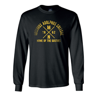 Homecoming Special!!   Home Of The Gusties Long Sleeve