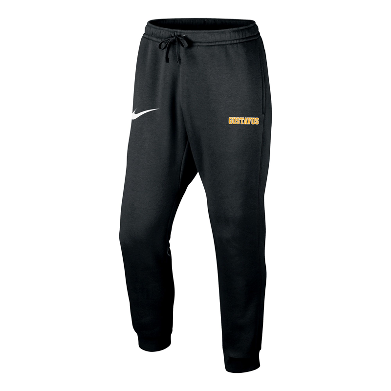 Pant Nike Fleece Gustavus Black (SKU 1192381741)