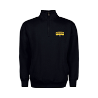 Homecoming Special!!   Gustavus Black Quarter Zip