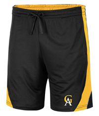 Short Colosseum Reversible Ga Shield Black / Gold