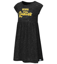 Toddler Dress Colosseum Gust Gusties  Black