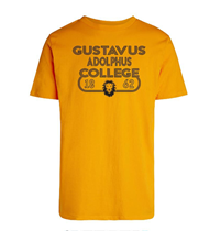 New!!   Gustavus Gold T-Shirt