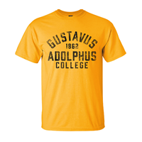 Homecoming Special!!   Gustavus Adolphus Gold T-Shirt