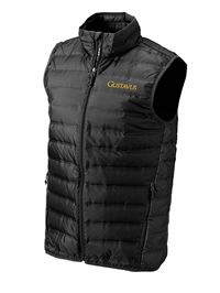 Vest Columbia Gustavus Embroidered Puffy
