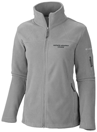 Women's Columbia Full Zip Jacket Fleece