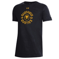 Youth T-Shirt Under Armour Gus 1862 Black