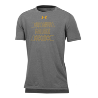Youth T-Shirt Under Armour Gustavus Threadborn